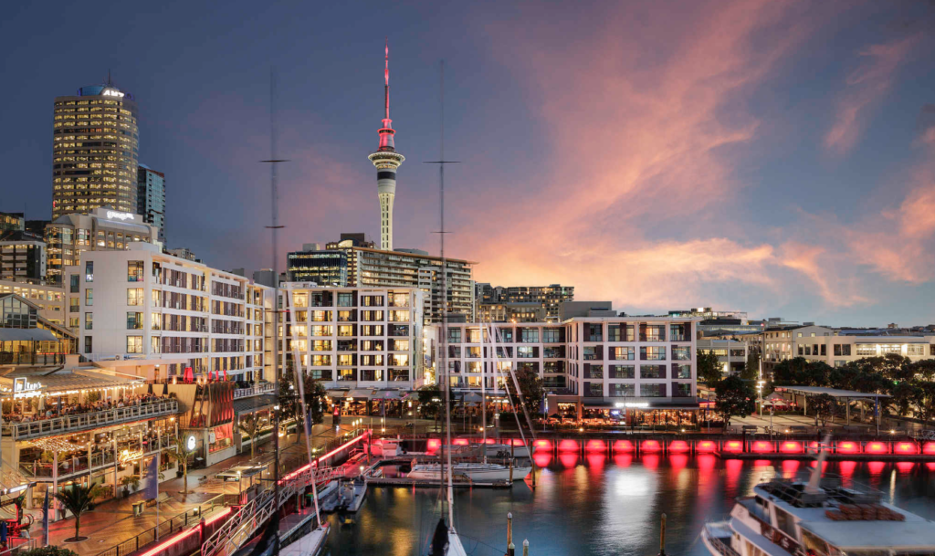 Auckland Harbourfront by Accor Hotels - Latidos Magazine Nueva Zelanda