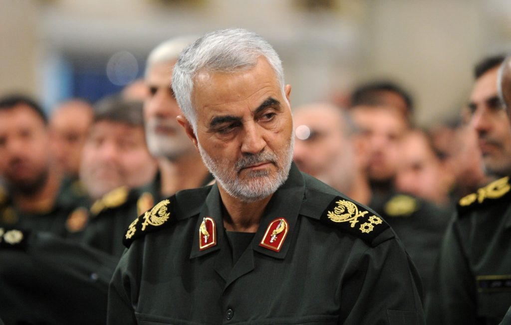 Qassem Soleimani Foto de The New Yorker